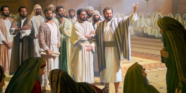Acts 4-Peter and John