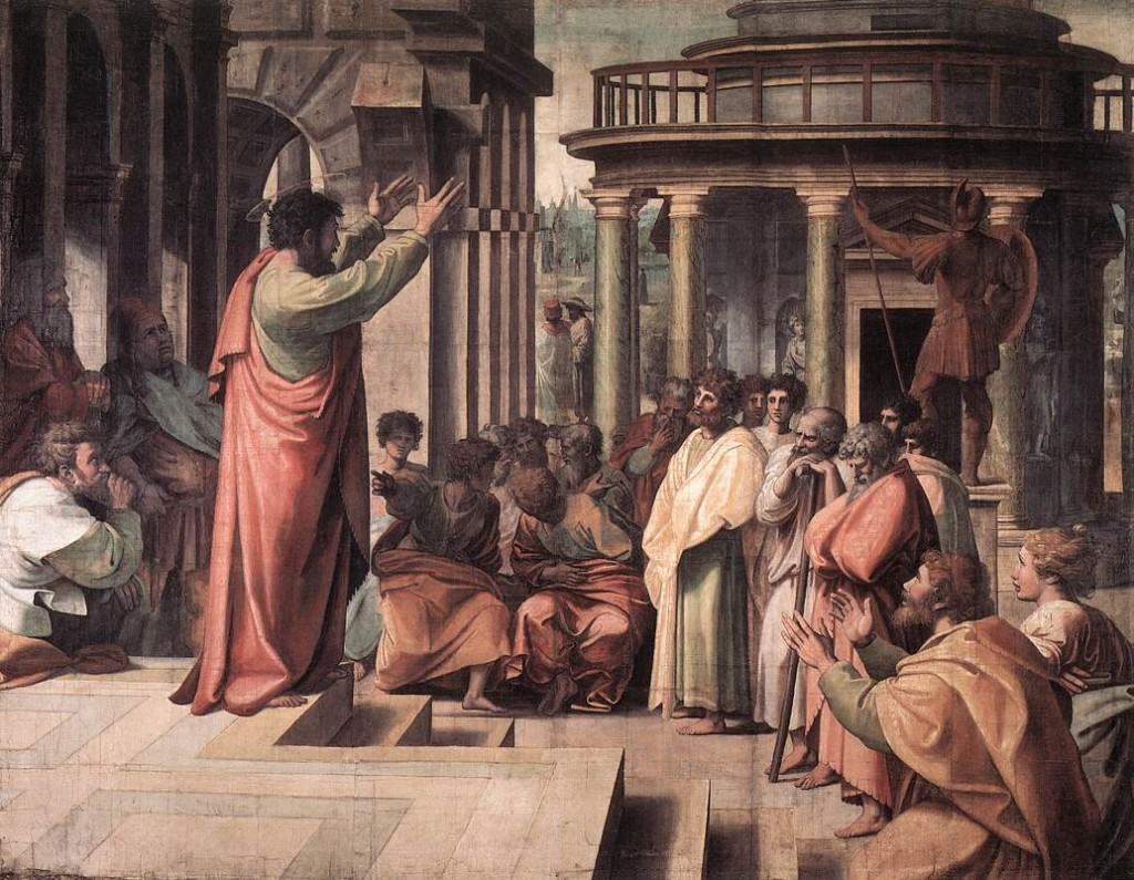 historical background of paul the apost Paul of tarsus was a jew who had roman citizenship and tried to stamp out christianity until he had a vision paul was a historical figure who set the tone for.