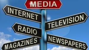 media signs