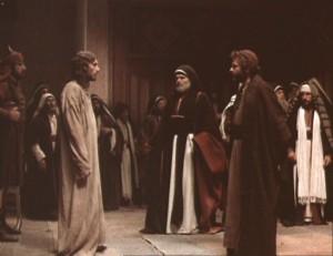Jesus before Sanhedrin